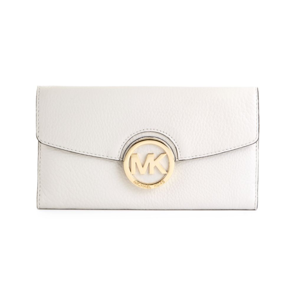 Gallery Previously Sold At Macy S Women Michael By Kors Fulton Fuchsia Wallets Fendi Bag