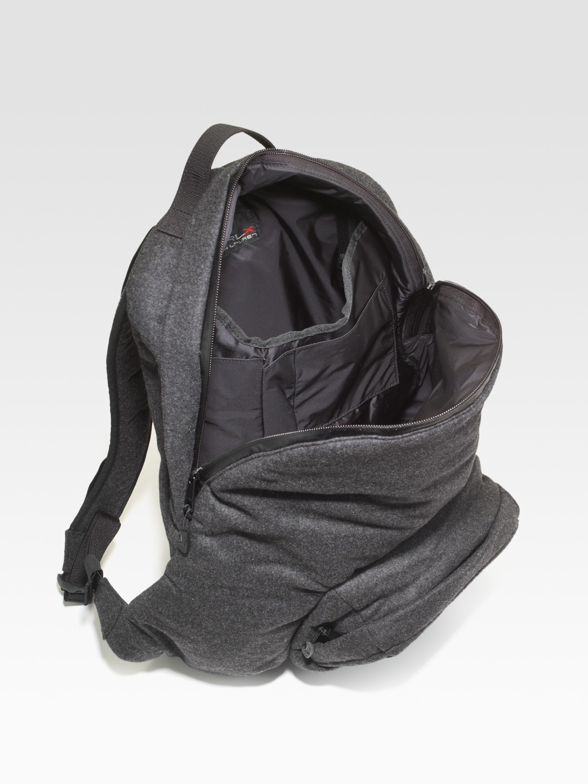 bf5a38114a Lyst - RLX Ralph Lauren Puffer Backpack in Gray for Men