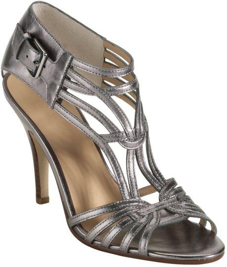 Original Cole Haan Women39s Gray Platform Sandals