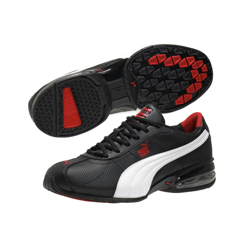 puma cell turin running shoes