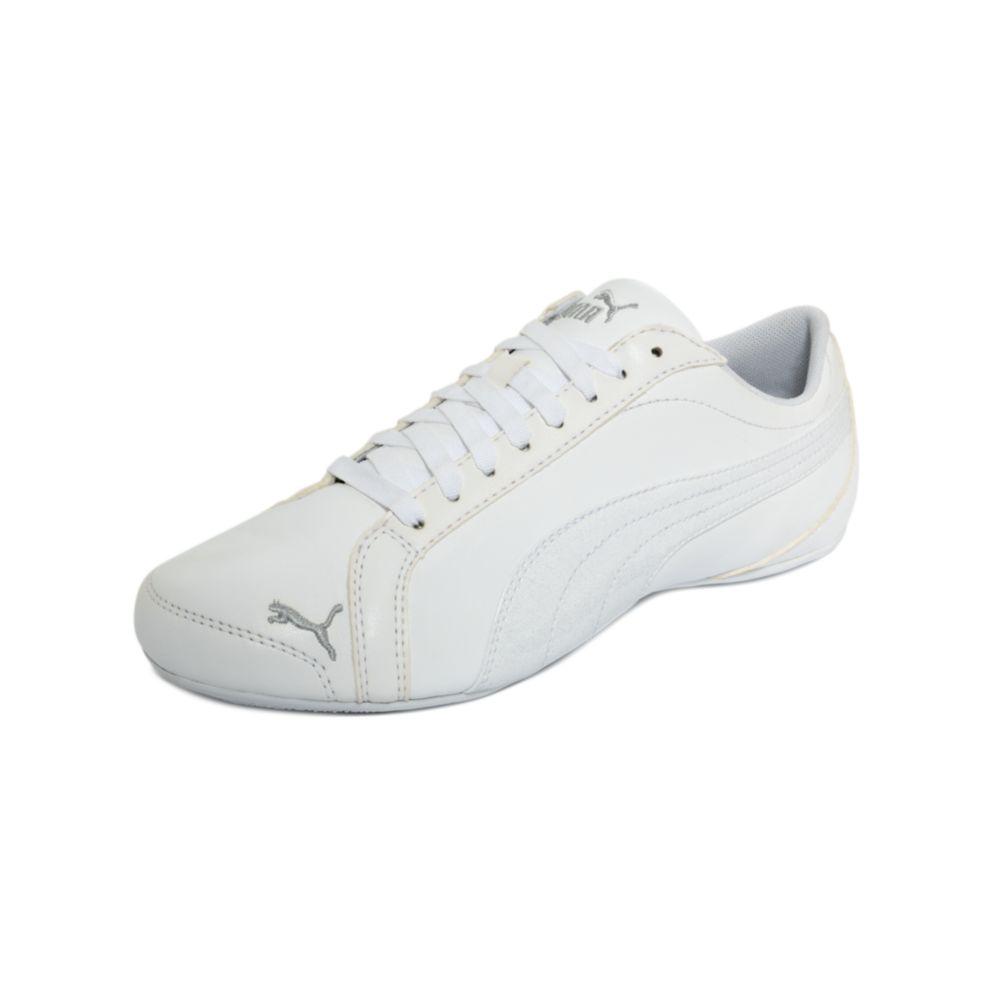 PUMA Janine Dance Sneakers in White - Lyst