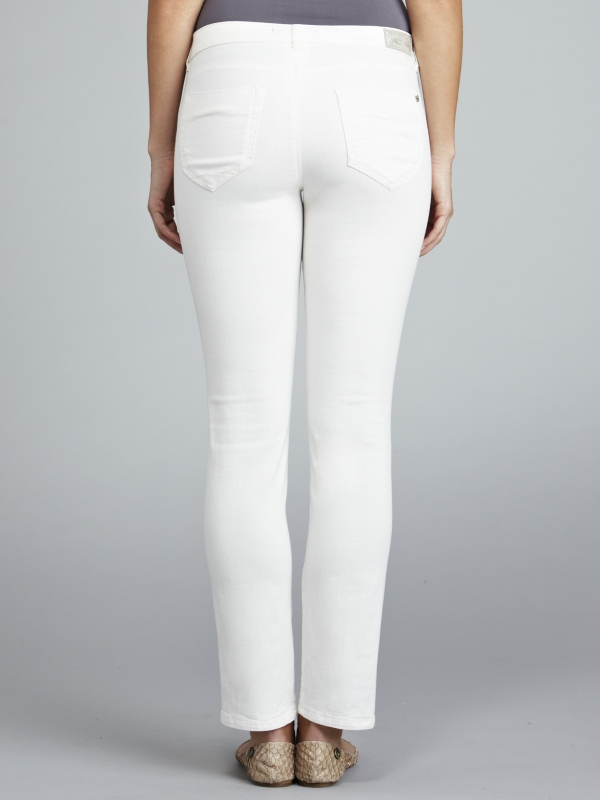 Weekend by Maxmara Weekend By Maxmara Slim Leg Jeans White