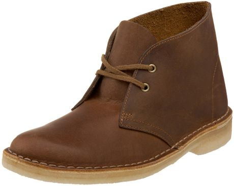 Creative Clarks Desert Mali Boots Beeswax Leather Women39s Boots