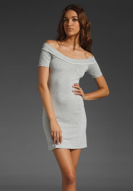 Heather Grey t Shirt Dress images