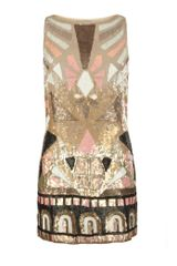 AllSaints Embellished Pipali Dress
