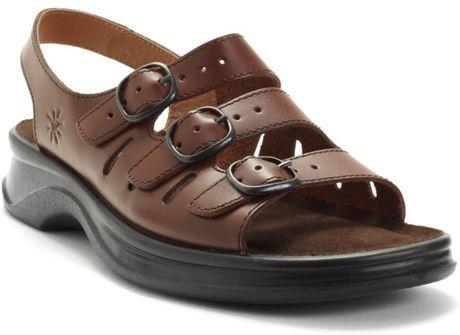 Clarks Sunbeat Sandals In Brown Tan Lyst