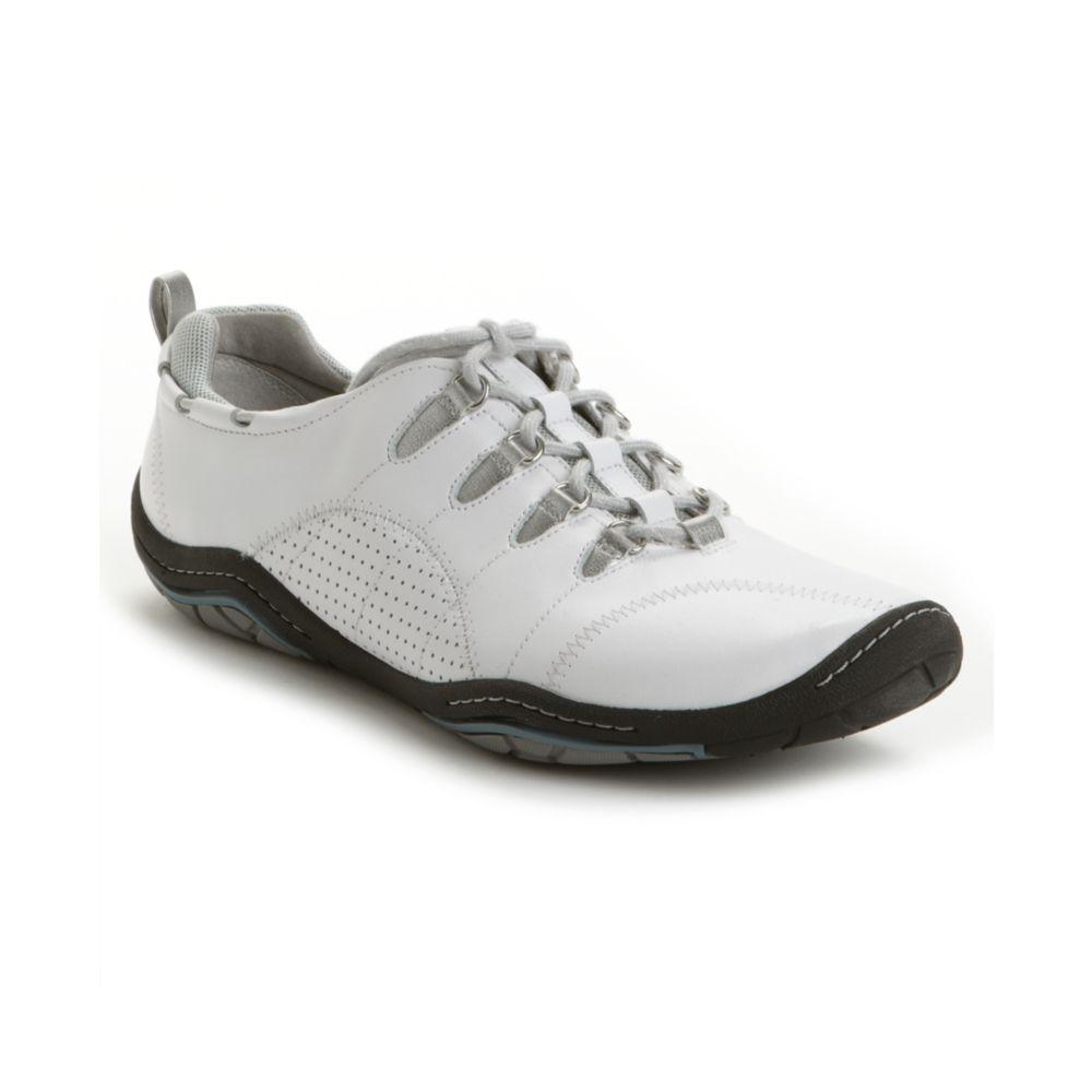 Lyst Clarks Privo Freeform Sneakers In White
