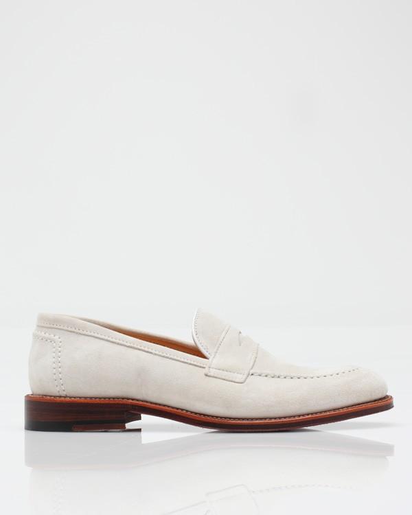 Prada White Dress Shoes