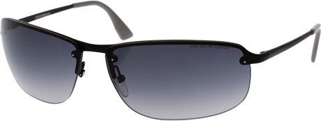 27ad44299ae9 Giorgio Armani Rimless Sunglasses