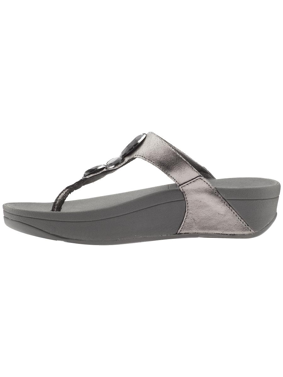 5e781b0a0d4b Fitflop Pietra Silver Size 6