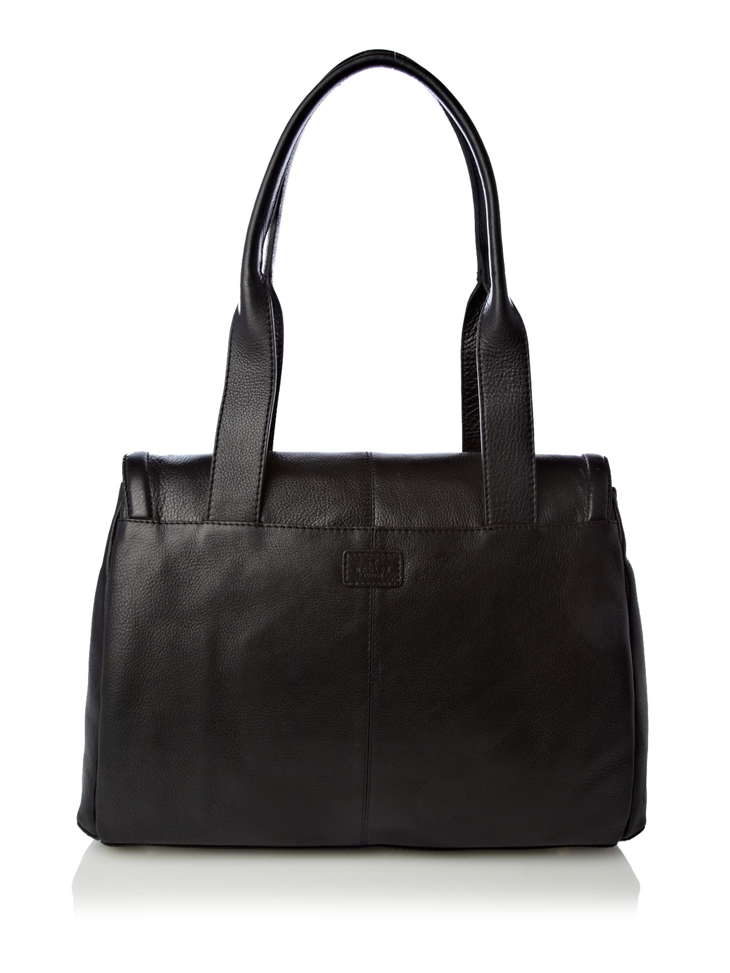 Radley Cheadle Large Flapover Tote Bag in Black