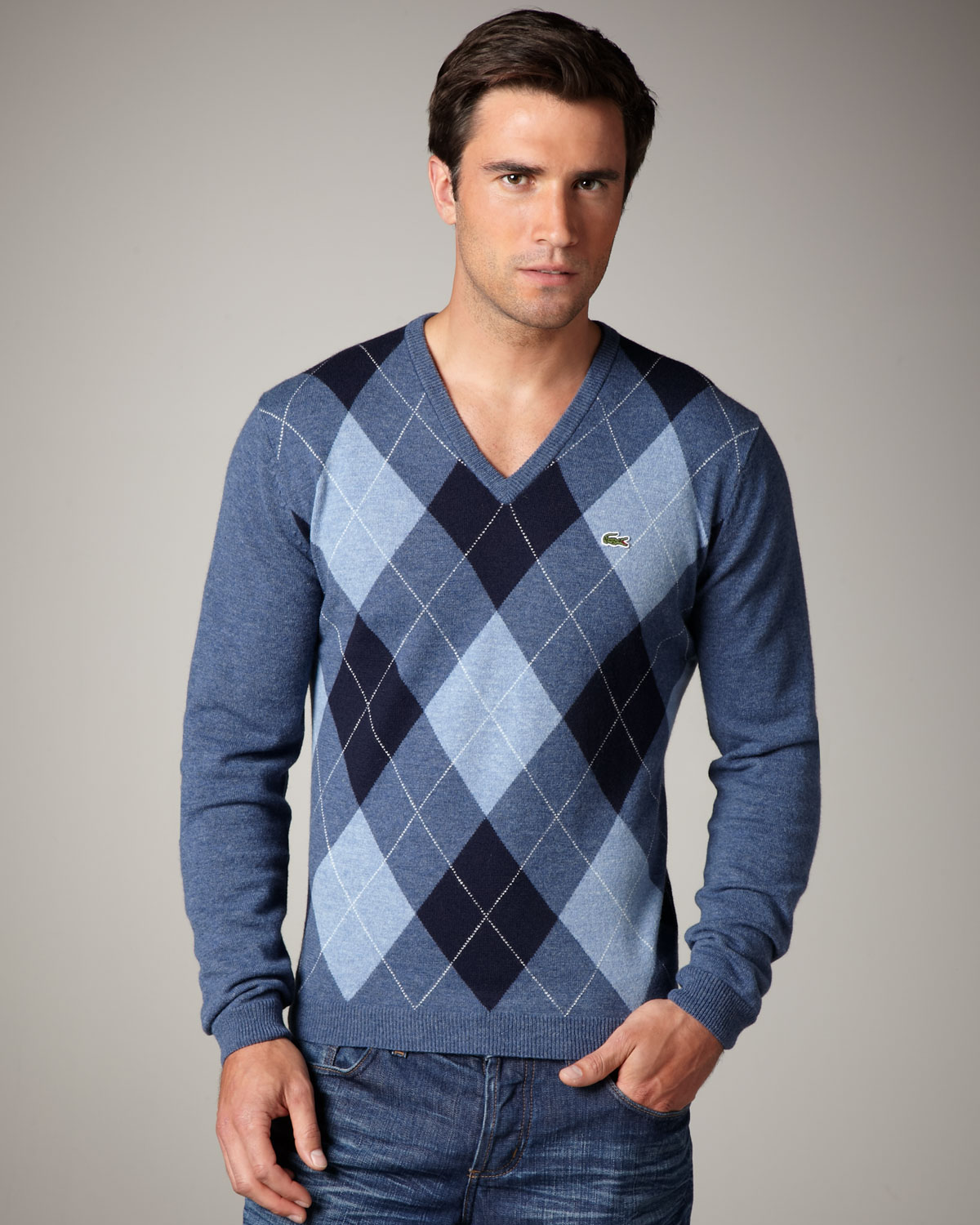Find great deals on eBay for mens argyle sweater m. Shop with confidence.