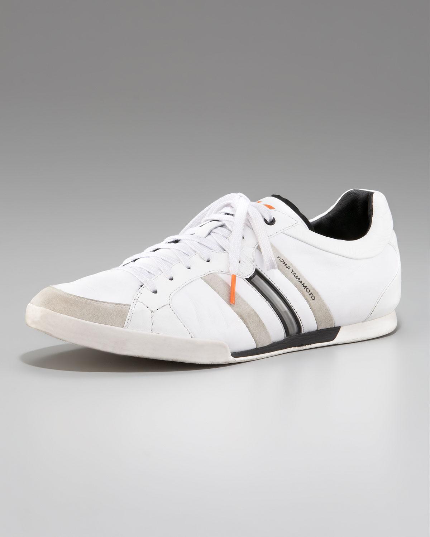 5176e0162 Y-3 Sala Classic Sneaker in White for Men - Lyst