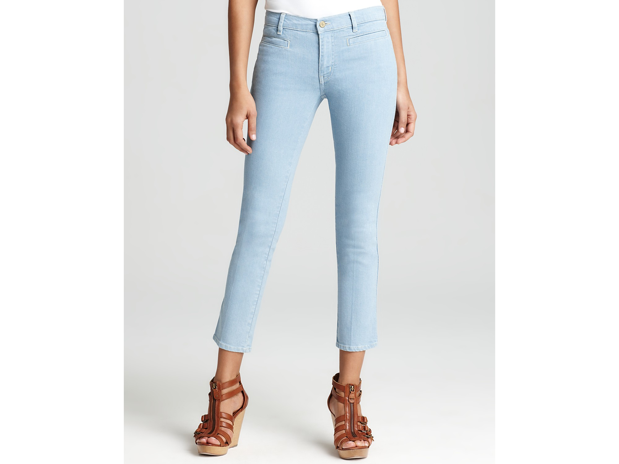 Paris Frayed Skinny Jeans Mih Jeans RdqsdCsc