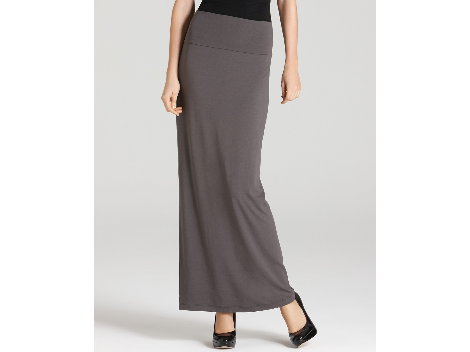 Straight Long Skirt - Dress Ala