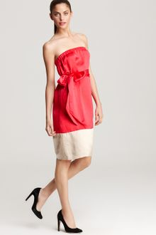 Marc By Marc Jacobs Dress Suzie Color Block - Lyst