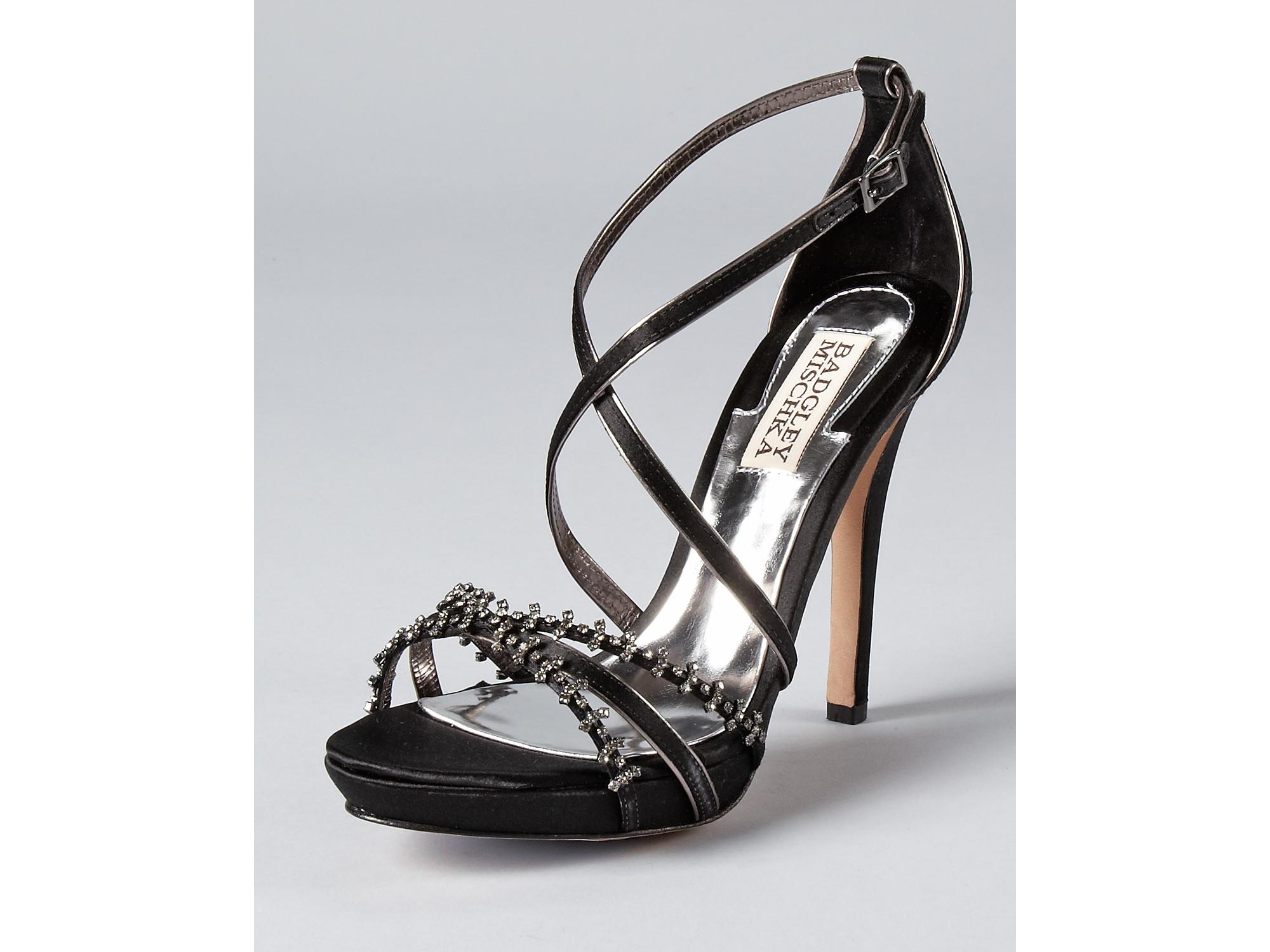 Gelsey Pearl High Heel Shoes