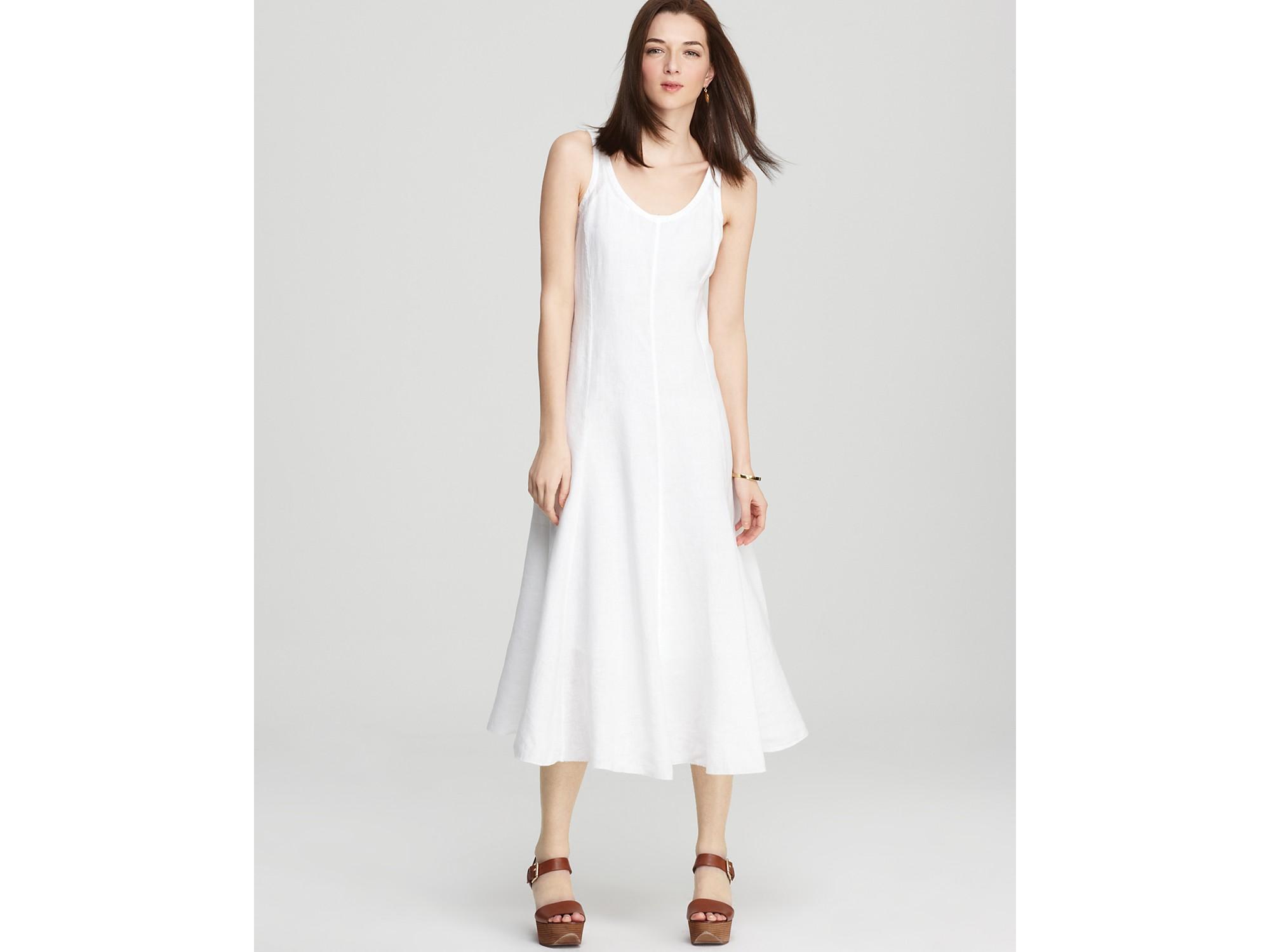Floor Length Linen Dresses