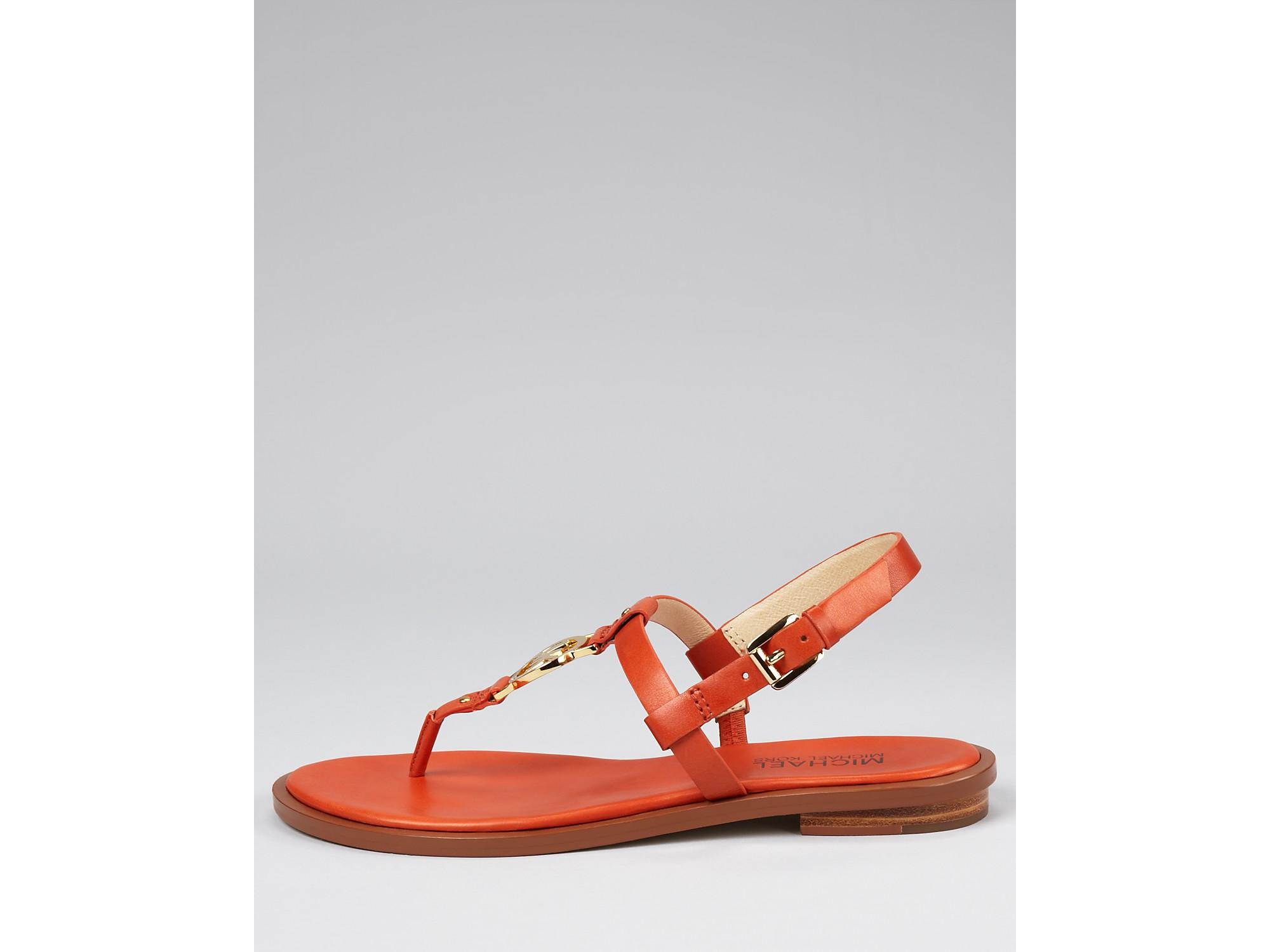 Michael Kors Sondra Flat Sandals in