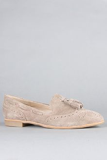 Dv By Dolce Vita The Marcel Shoe in Taupe Suede - Lyst