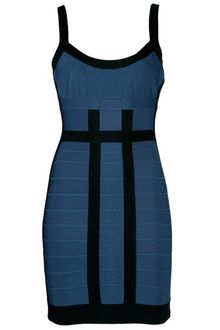 Hervé Léger Bandage Dress - Lyst