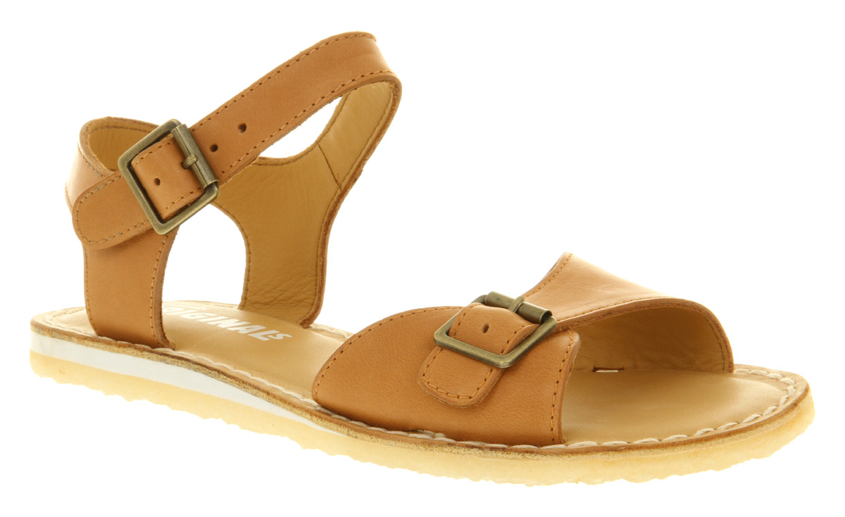 Leather sandals womens clarks