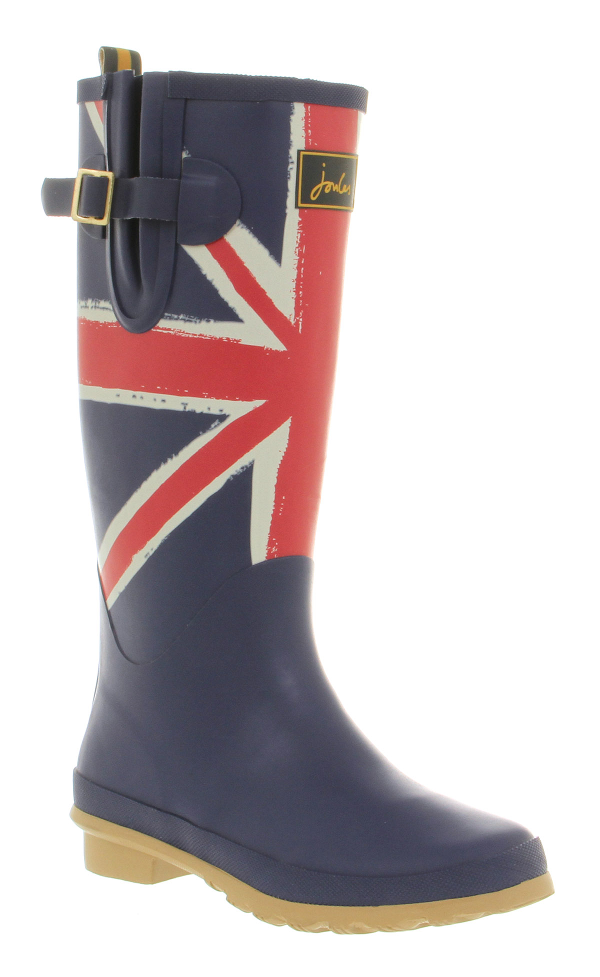 Joules Jack Welly Union Jack in Blue - Lyst
