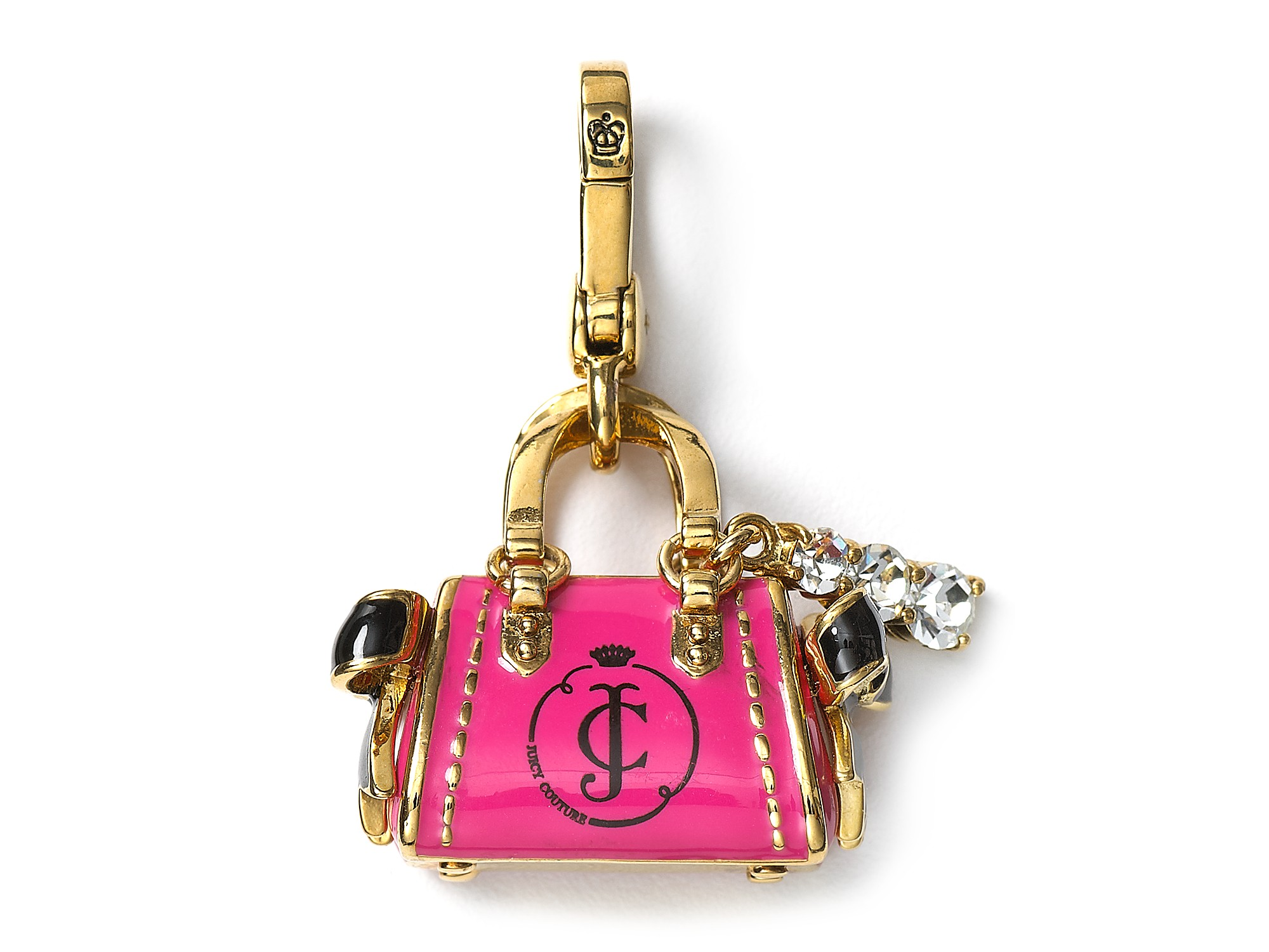Juicy Couture Daydreamer Charm In Pink Lyst
