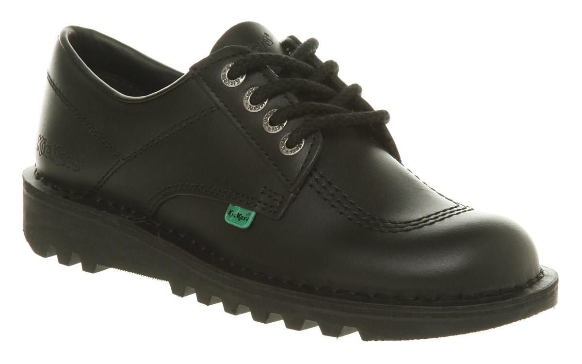 Black kicker sandals - Featured Kickers Black