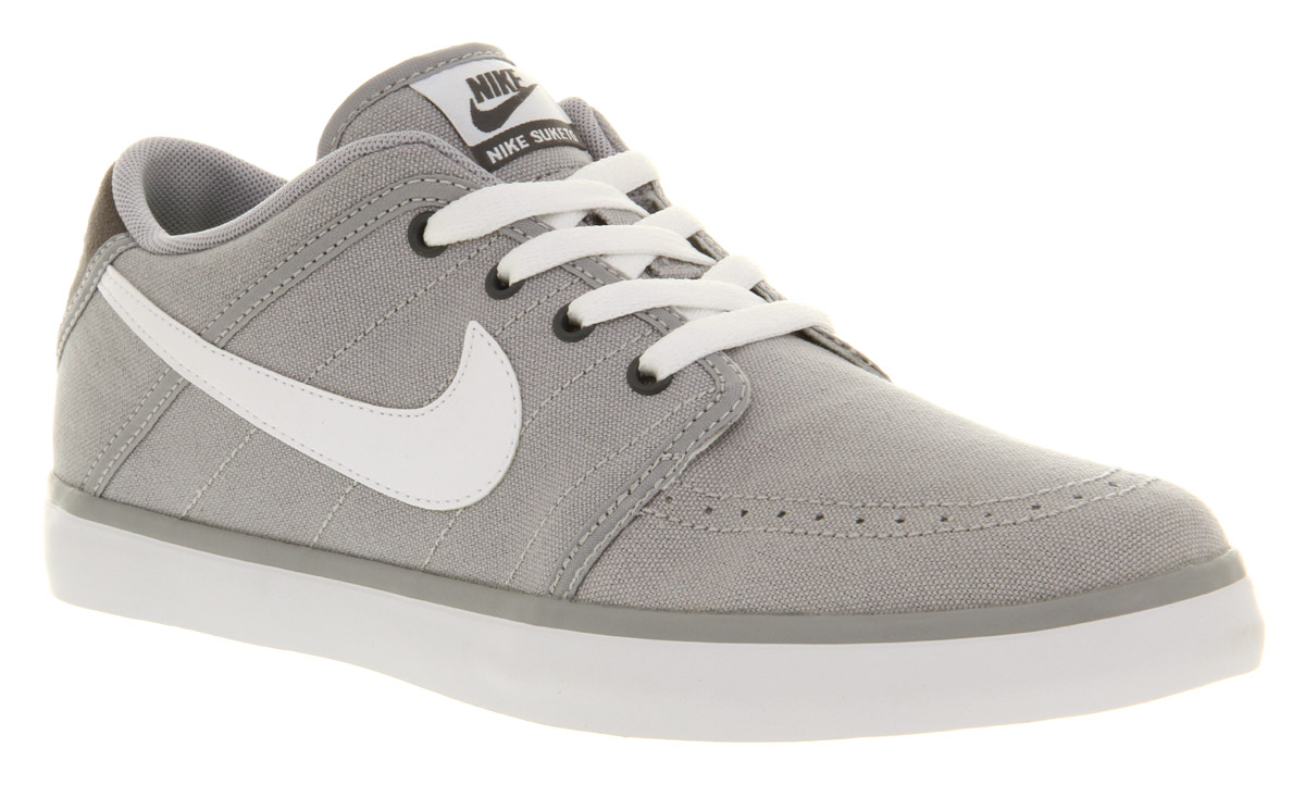 Lyst - Nike Suketo Wolf Grey in Gray for Men 07559c60d0