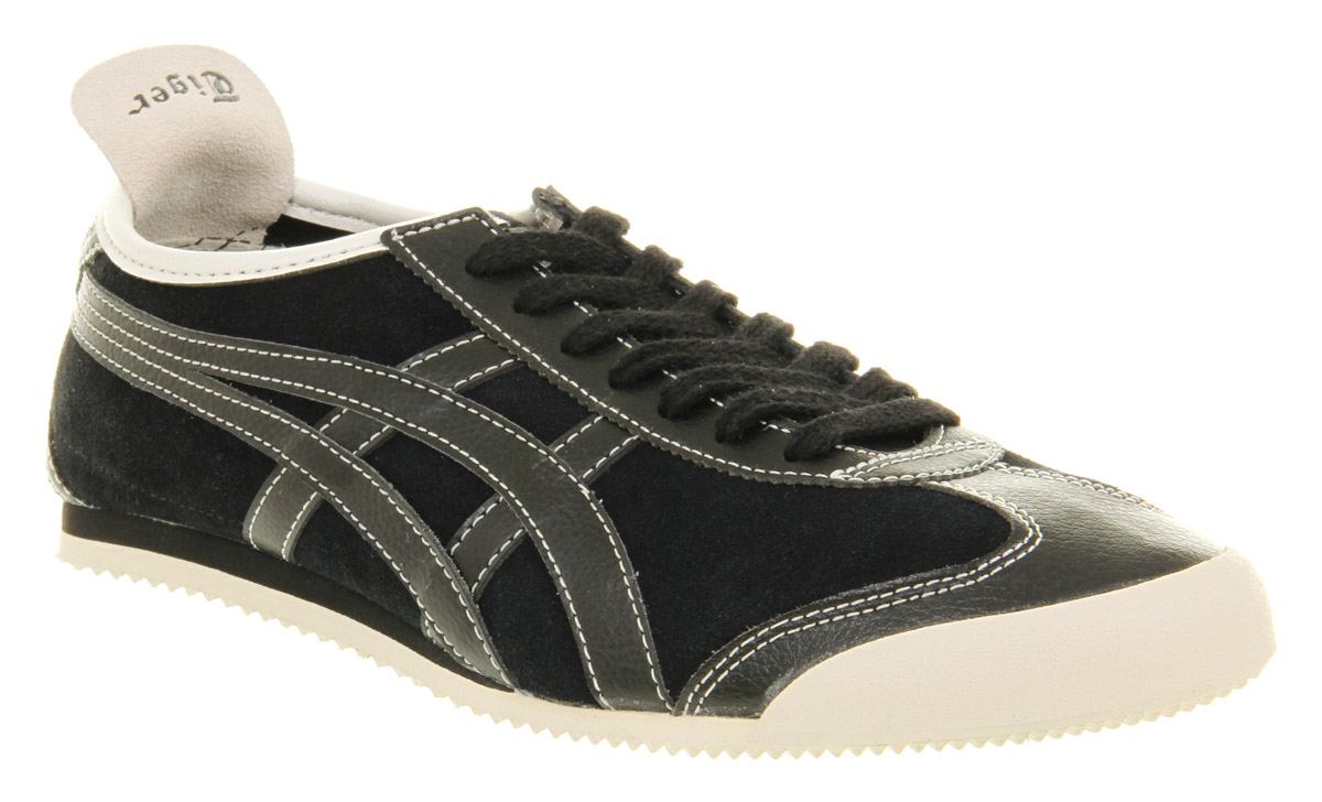 onitsuka tiger mexico 66 suede shoes