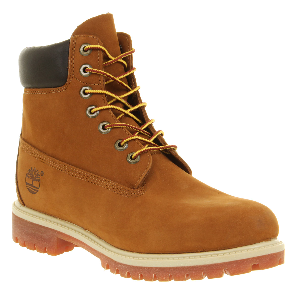 Timberland 6 In Buck Boots in Brown for Men (rust)   Lyst Timberland