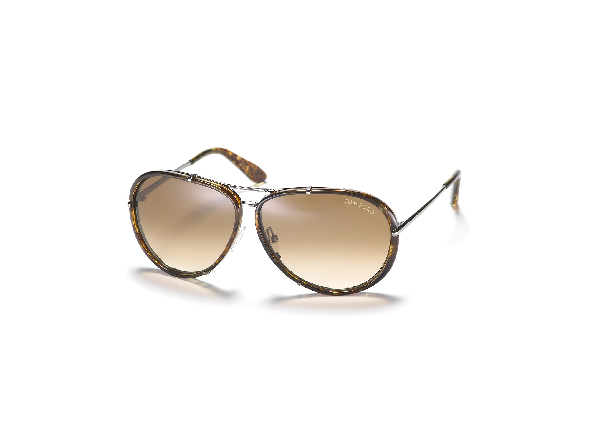 Tom Ford Cyrille Sunglasses In Brown For Men Lyst