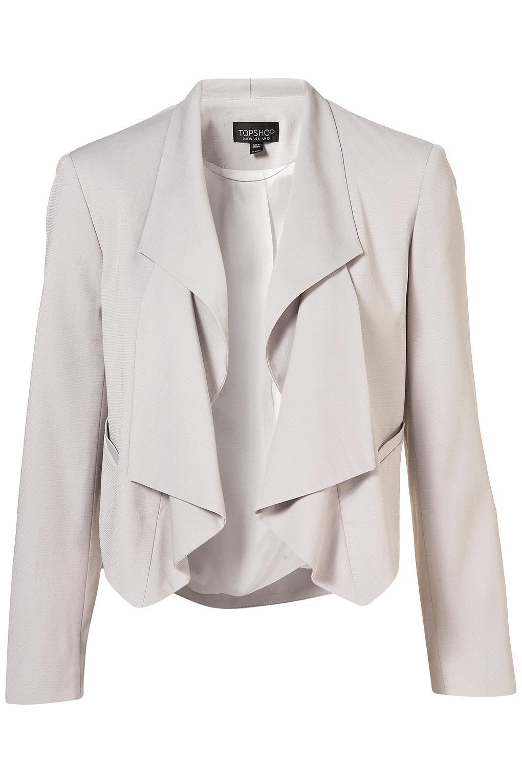 Grey Anorak Jacket