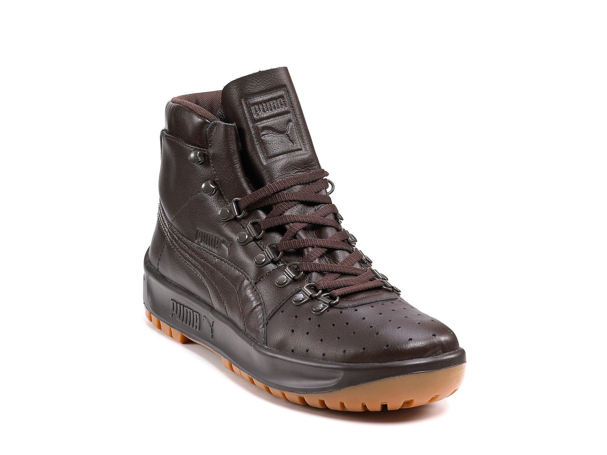PUMA Gv Alpine Wtr L Sneakers in Brown for Men - Lyst