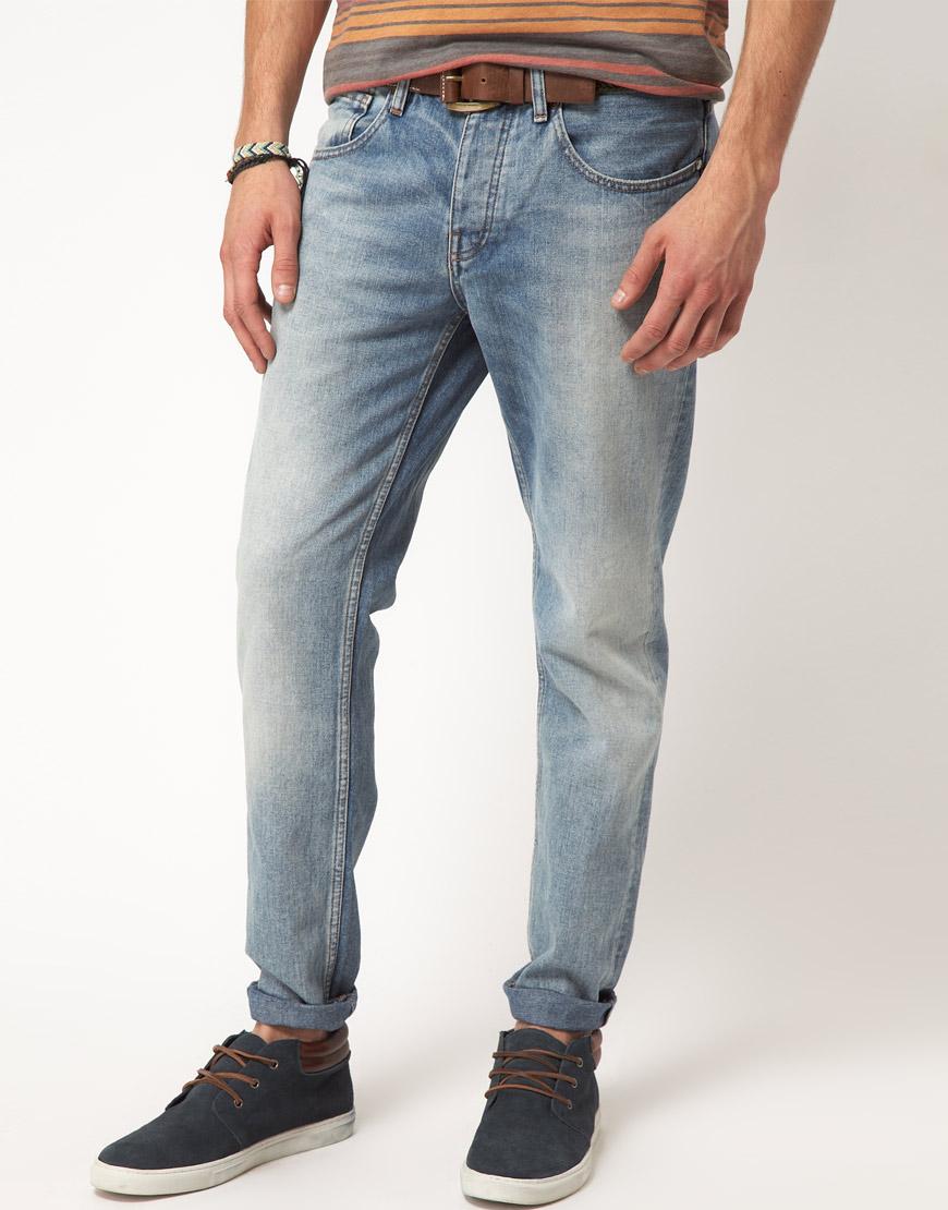 джинсы фото зауженные
