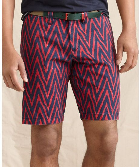 Tommy Hilfiger The Millennium Promise Collection Tuba Shorts in Beige for Men