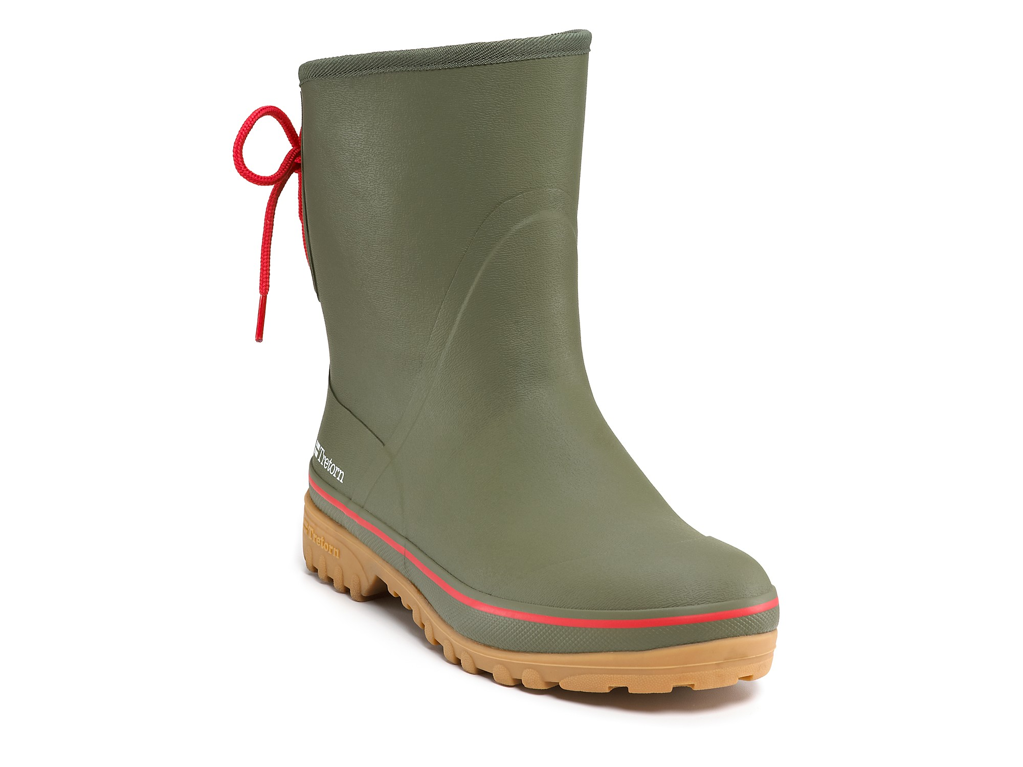 Tretorn Sub Rain Boots In Green For Men Olive Lyst