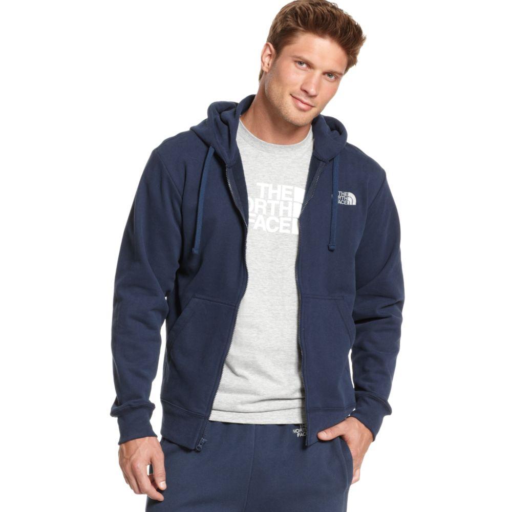 3716bc195 new zealand north face fleece zip hoodie e95de 849be