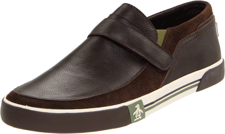 Penguin Mens Slip On Shoes