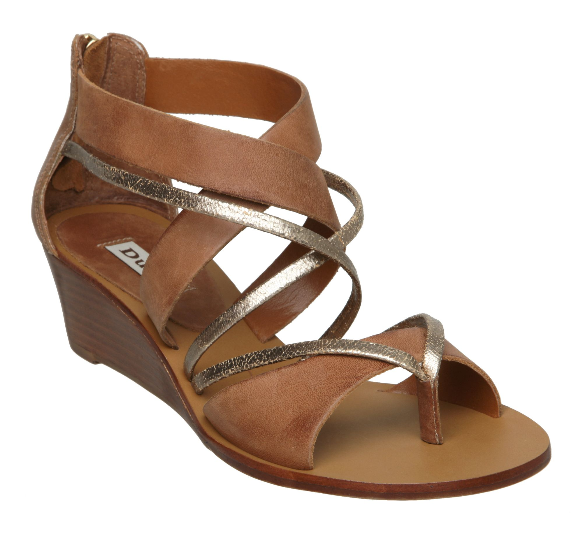 Gladiator Shoes Wedge Heel