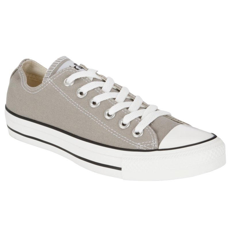 Converse Converse Chuck Taylor Low Trainers Elephant Grey in Grey