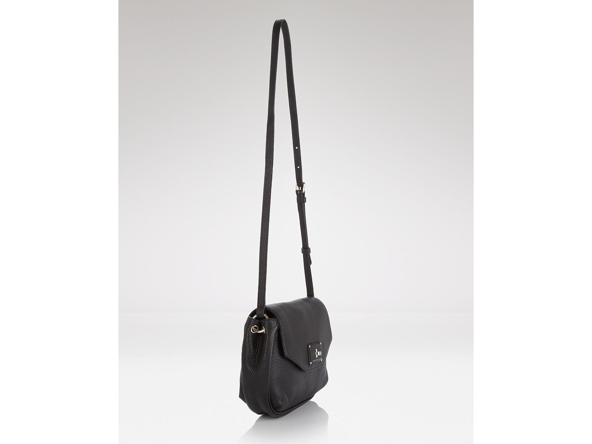 ac0931313525 Lyst - Marc By Marc Jacobs Les Zeppelin Flap Crossbody Bag in Black
