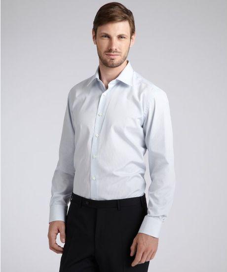 Canali lilac cotton broadcloth spread collar dress shirt for Mens lilac dress shirt