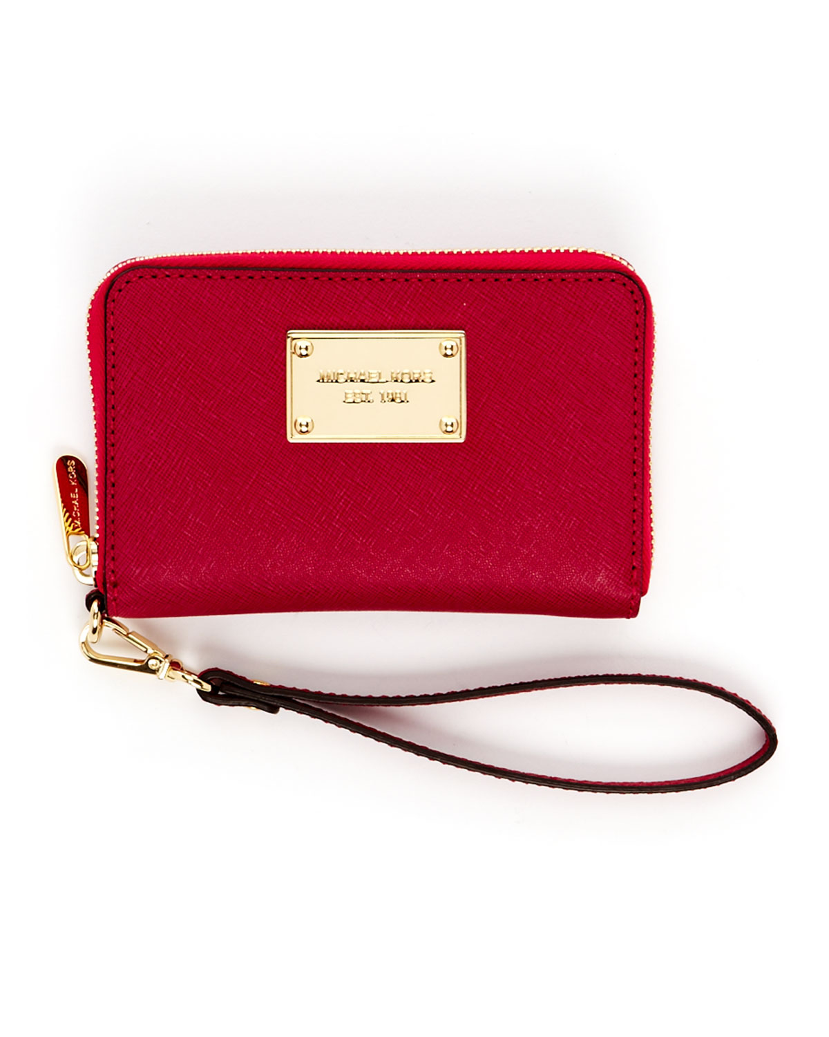 1895580a6b49 Michael Kors Saffiano Wallet Pink | Stanford Center for Opportunity ...