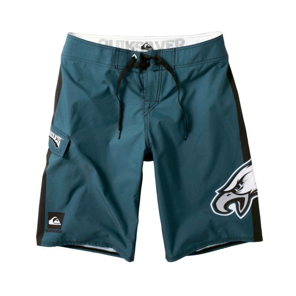 Lyst - Quiksilver Philadelphia Eagles Board Shorts in Blue for Men