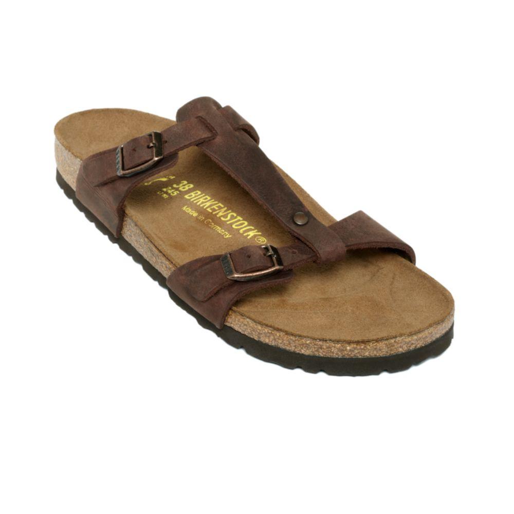 ddc16a6fc3b6 Lyst - Birkenstock Larisa Sandals in Natural