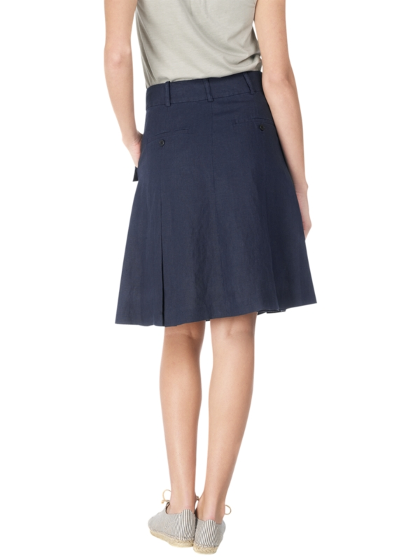 Jigsaw Jigsaw Utility Skirt Navy in Blue