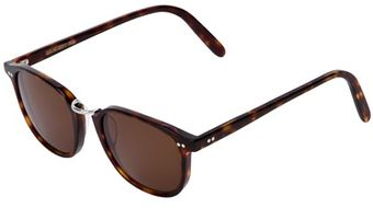 Cutler & Gross Clubmaster Sunglasses - Lyst