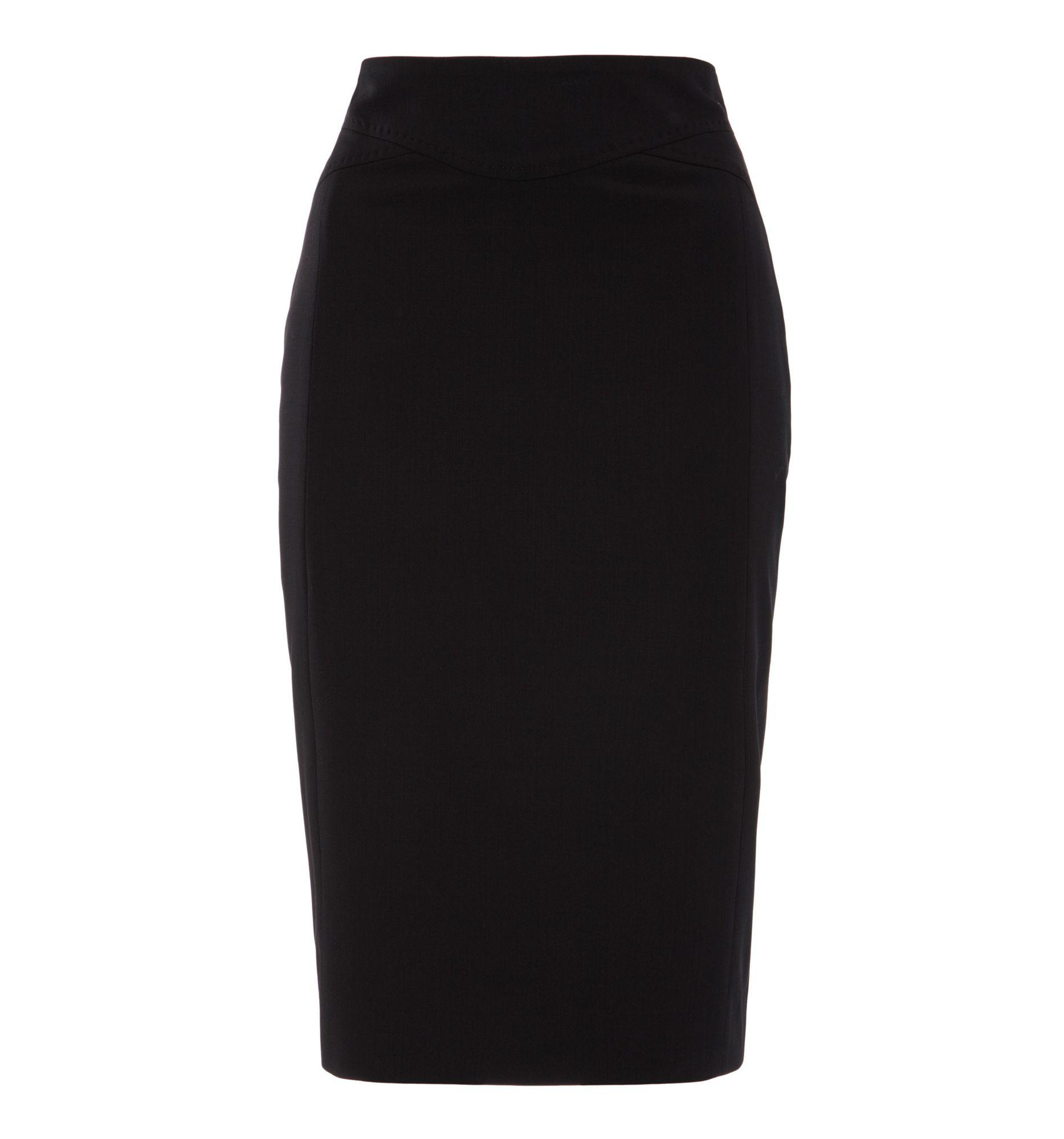 hobbs farrah skirt in black lyst